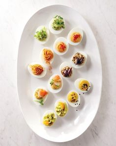 Deviled Eggs / Martha Stewart