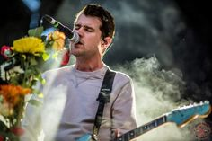 Jesse Lacey- Shaky Knees Festival (Not my picture)