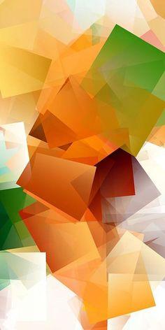 Simple Cubism Abstract 158 Print by Chris Butler.  #art #abstract #cubism #artdeco #design #interior #home #Decor #wallart #modern #contemporary #homedecor #abstractart #interiordesign #colorful #canvas #print #digitalart