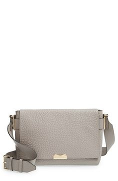 d3cd6804a1 Burberry  Medium Lockford  Leather Crossbody Bag available at  Nordstrom  Leather Crossbody Bag