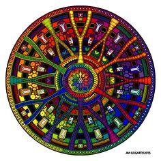 Rainbow300 by Mandala-Jim.deviantart.com on @deviantART