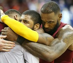 Brothers King Lebron James, King James, Cleveland Cavs, Nba Stars, Kyrie Irving, My King, Superstar, Champion, Basketball