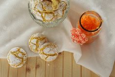 Dona Biscoito: Crinkles de cenoura num dia dourado