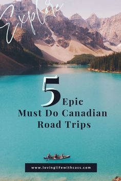 5 Epic Must Do Canadian Road Trips - Loving Life With Cass Road Trip Essentials, Road Trip Hacks, Road Trips, Beautiful Roads, The Beautiful Country, Beautiful Places, Trans Canada Highway, Sea To Sky Highway, Visit Vancouver