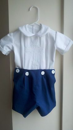 Perfect little boys Easter Outfit!