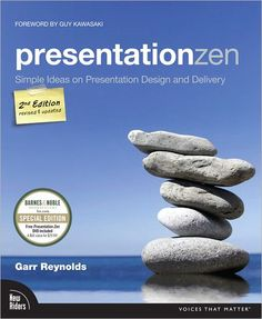 A great book for all that have to do presentations - second edition now out!