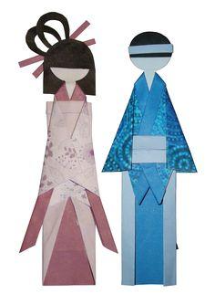 Aqui encontraras trabajos realizados con la tecnica del origami modular. Kusudamas y mas.