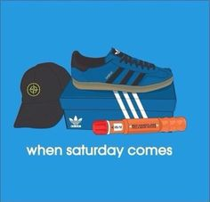 When Saturday Comes . Casual Art, Casual Shoes, Men Casual, Football Casuals, Football Fashion, Football Fight, Football Fans, Stone Island Hooligan, Ultras Football