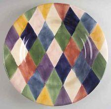 Tabletops Unlimited CARNIVAL Dinner Plate 2646055