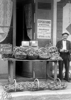 Photos : évolution des commerces de bouche à Paris depuis 1900