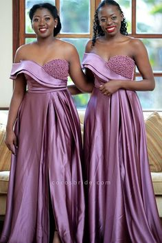 Simple Prom Dress, Prom Dresses Long With Sleeves, Sexy Dresses, Corset Dresses, Beautiful Dresses, Short Sleeves, Lavender Bridesmaid Dresses, Bridesmaids, Mermaid Bridesmaid Dresses