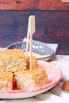 "Fahéjas köles kocka ""Köleskoch"" Naan, Vanilla Cake, Dairy, Cheese, Baking, Desserts, Food, Deserts, Bakken"