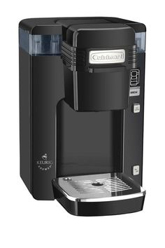 Cuisinart  Black Keurig Compact Single-Serve Brewing System by Cuisinart on @HauteLook