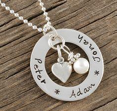 Personalized Jewelry, Custom Jewelry, Handmade Jewelry, Mommy Jewelry, Cowgirl Jewelry, Geek Jewelry, Gothic Jewelry, Jewelry Necklaces, Pearl Jewelry