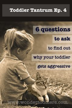 In the first article of this series Toddler Tantrum Ep.1 : Why toddlers get aggressive?I talked about the possible causes of toddler aggression, and now in this episode, I would like to help you find out what's behind your little one's behaviour. #toddler #tantrum #aggression #behaviour #wondertoddlers #children #parenting #toddlertantrum #toddleraggression