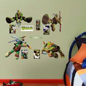 wall graphics each sticker comes with the smaller free extra stickers decals teenage mutant ninja turtles raphael giant decal Wall Sticker, Wall Decals, Do It Yourself Design, Teenage Mutant Ninja Turtles, Tmnt, Custom Framing, More Fun, Playroom, Jr