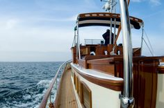 Trawler su misura - JACK LONDON 15,00m - 49' 3 - CONRAD S.A. - Video