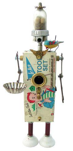 (2014-10) Robot