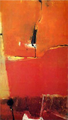 Richard Diebenkorn: Sausalito, 1949