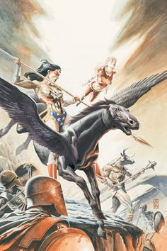 Wonder Woman by J.G. Jones *