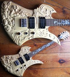 Carved Guitars this is freaking sick I want to make one!!!!