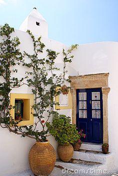 architecture kythera