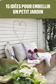 Outdoor Furniture Sets, Outdoor Decor, Porch Swing, Home Decor, Garden, Small Gardens, Exterior Decoration, Garden Landscaping, Patio