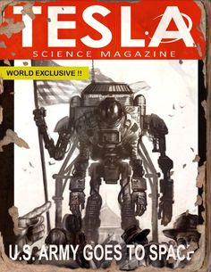 Tesla #7 Book - Fallout 4 by PlanK-69 on DeviantArt