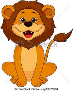 Illustration about Illustration of funny lion cartoon sitting. Illustration of childhood, clipart, furry - 29714127 Cartoon Lion, Cartoon Drawings Of Animals, Cartoon Faces, Lion Coloring Pages, Lion And The Mouse, Funny Lion, Dora, Cute Lion, Tatty Teddy