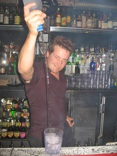 Yes, pretty please, with Vodka on top!!! - Tré Cool