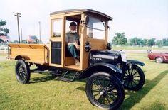 1916 Ford Model T-1 Ton Pickup....