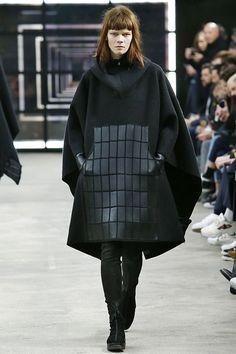 Visions of the Future // Y-3 Fall 2016 Menswear Fashion Show