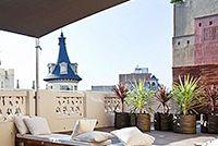 Romantic Rooftop Retreat, Barcelona, Spain