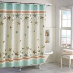 Tremiti 72-Inch x 72-Inch Shower Curtain - BedBathandBeyond.com