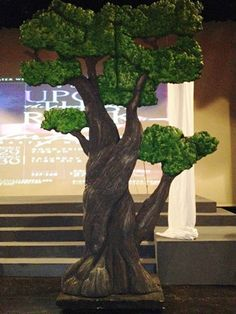 trees for stage props - Google Search