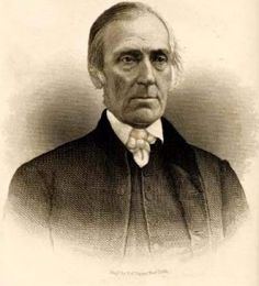 """Levi Coffin, a Quaker minister from Cincinnati, Ohio, active in helping runaway slaves. He was known as """"the president of the Underground Railroad,"""" and his home as """"Grand Central Station"""" of this effort. Ohio was a free state, where slavery was not allowed, and the most direct route from southern states to Canada."""