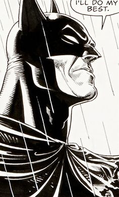 Yes, we too.. Batman by Brian Bolland