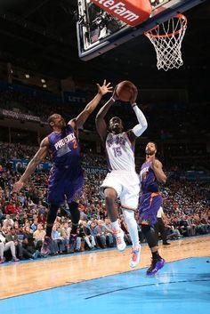 Phoenix Suns vs. Oklahoma City Thunder - Photos - December 14, 2014 - ESPN