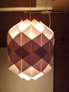 Paper Lamp for Diwali: 7 Steps (with Pictures)
