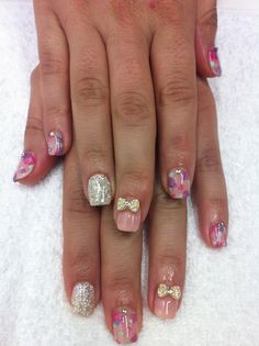 nails trends 2012