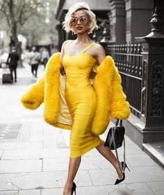 Bianca- Bandage Bodycon Midi Dress