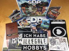 SDP - Die unendlichste Geschichte Box Inhalt Vinyl, Electronics, Infinity, Boxing, Consumer Electronics
