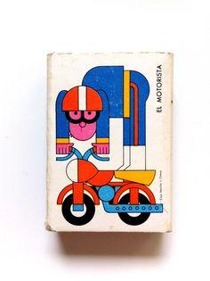 Motorista (by Buro Destruct) Unicorn Illustration, Graphic Illustration, Graphic Art, Tattoo Graphic, Illustration Design Graphique, Art Graphique, Buch Design, Art Design, Illustrations Vintage
