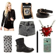 Geek Chic: Fashion Inspired by Buffy the Vampire Slayer, Part II - College Fashion Mode Geek Chic, Geek Chic Fashion, Fashion Tips For Women, Womens Fashion, Casual Outfits, Cute Outfits, Buffy The Vampire Slayer, College Fashion, Plus Size Fashion