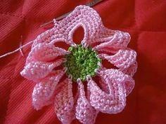 Tina's handicraft : 3d flower