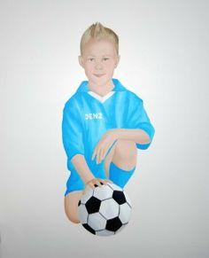 ... Wandschilderingen sport op Pinterest - Logos, Ronaldo en Real madrid