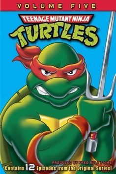 Teenage Mutant Ninja Turtles (TV Series 1987–1996)