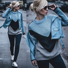 Get this look: http://lb.nu/look/8668271  More looks by Oksana Orehhova: http://lb.nu/oksiger  Items in this look:  Gamiss Sweater   #casual #minimal #street