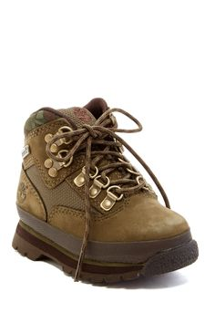 Timberland | Euro Hiker Boot (Toddler & Little Kid) |   Sponsored by Nordstrom Rack. ==