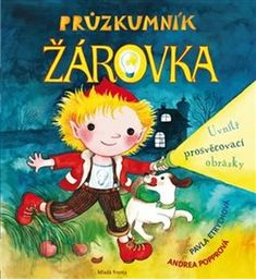 Průzkumník Žárovka Pavlova, Thriller, Roman, Children, Cover, Books, Fictional Characters, Art, Toddlers